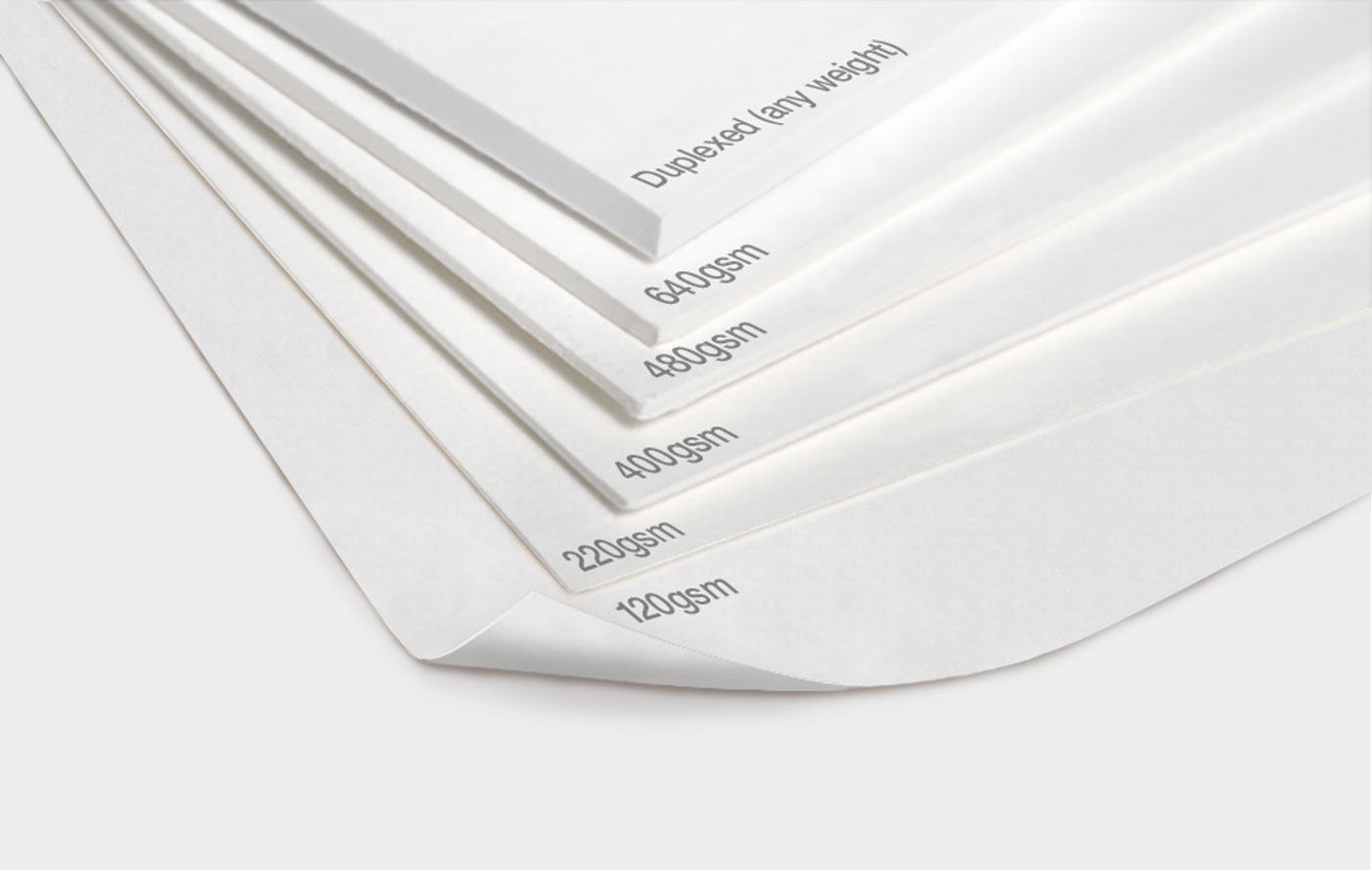 Định lượng giấy carton
