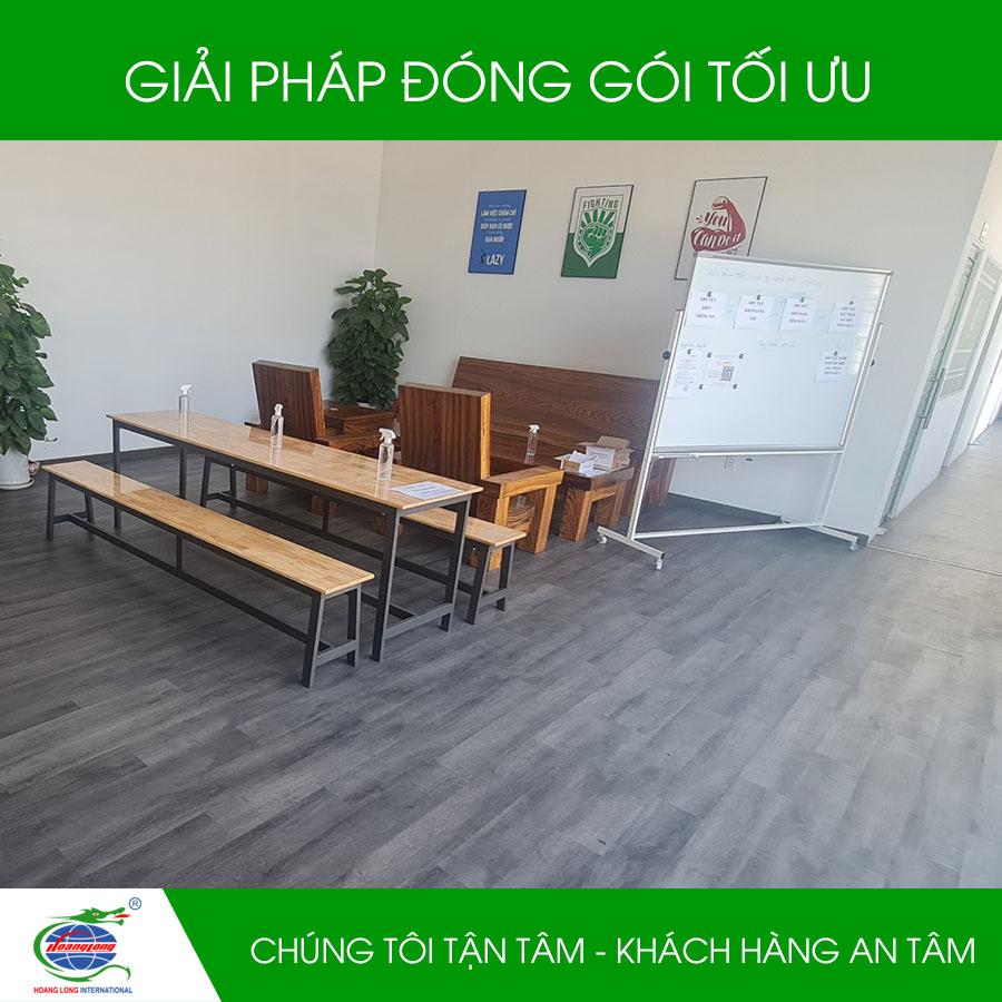 Công tác chuẩn bị trước khi tiêm chủng VẮC XIN COVID-19 tại Bao Bì Hoàng Long