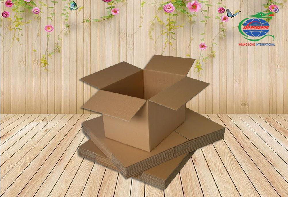 Bao bì carton - sản phẩm tiện lợi cho cuộc sống hiện đại
